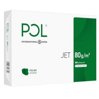 Papier POLjet A3/80g, klasa A+