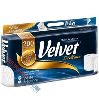 Papier toaletowy Velvet Excellence Biała Elegancja [BI 3W CEL]