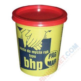 Pasta BHP mydlana do mycia rąk, 500g