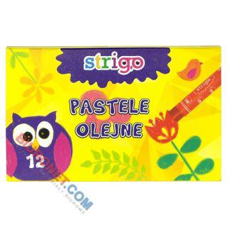 Pastele olejne Strigo