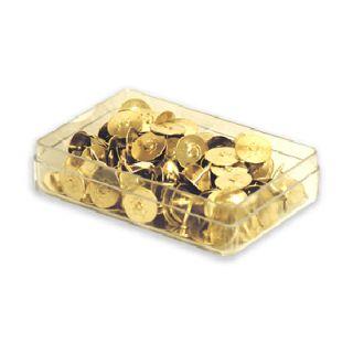 Pinezki złote, E&D Plastic