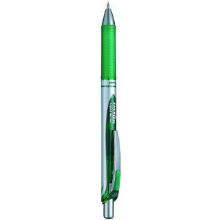 Pióro kulkowe Pentel EnerGel BL77, automatyczne żelowe, końcówka 0,7mm kolor zielony