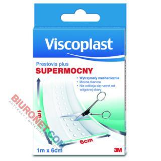 Plaster Viscoplast Prestovis Plus, z opatrunkiem