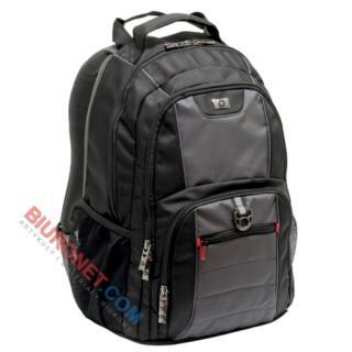 Plecak na laptop Wenger Pillar, do podróżowania ze sprzętem, czarny