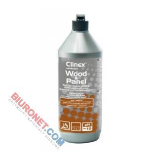 Płyn CLINEX Wood&Panel, koncentrat do mycia podłóg drerwnianych oraz paneli