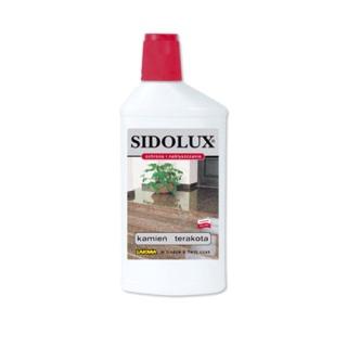 Płyn do podłóg Sidolux, ochrona i nabłyszczanie kamienia i terakoty