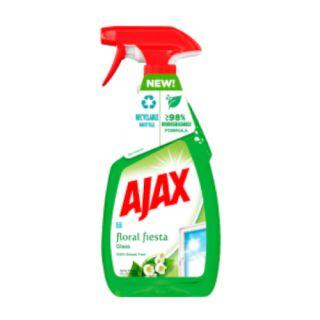 Płyn do szyb Ajax Antifog, w rozpylaczu, miks zapachów