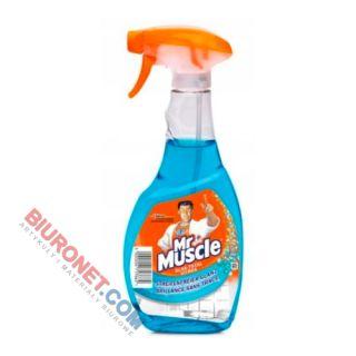 Płyn do szyb Mr Muscle, w rozpylaczu, miks zapachów