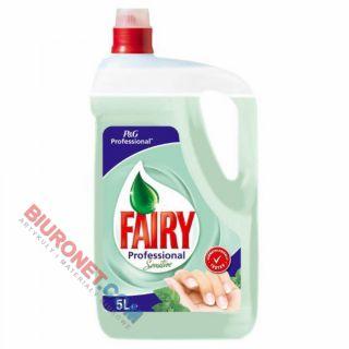 Płyn do zmywania naczyń Fairy Professional, kanister 5L