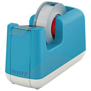Podajnik taśmy klejącej Leitz Cosy, niebieski 53670061 morski niebieski