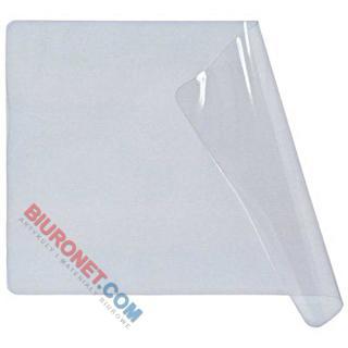 Podkładka na biurko Biurfol New Colours, przezroczysta, 70 x 52 cm