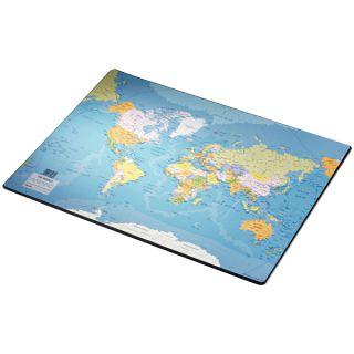 Podkładka na biurko Esselte, z mapą świata 400 x 530 mm - Świat