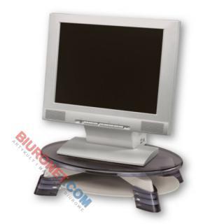 Podstawa pod monitor Fellowes, owalna, ergonomiczna