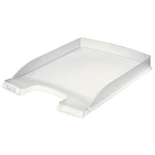 Półka na dokumenty Leitz Plus Slim, tacka biurkowa A4, wysokość 35mm