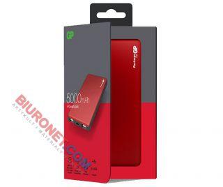 PowerBank GP Batteries seria M, przenośna ładowarka USB