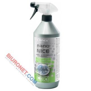 Preparat CLINEX Nano Protect Silver Nice, do dezynfekcji klimatyzacji i wentylacji