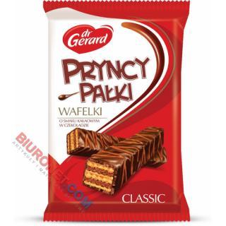 Pryncypałki Dr.Gerard, wafelki w czekoladzie