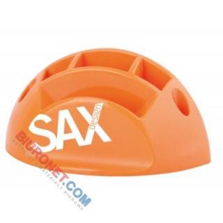 Przybornik SAX Design, na biurko z przegrodami