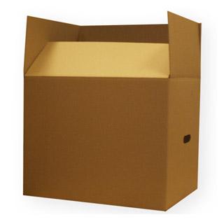 Pudełka kartonowe, wymiar 350 x 250 x 200 mm, 10 sztuk