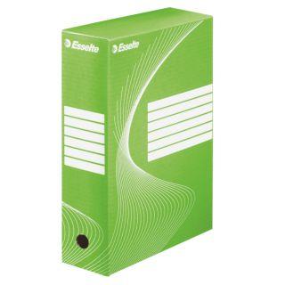Pudełko archiwizacyjne Boxy Esselte, A4/100mm  #archiwizacja