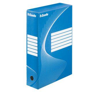 Pudełko archiwizacyjne Boxy Esselte, A4/80mm  #archiwizacja