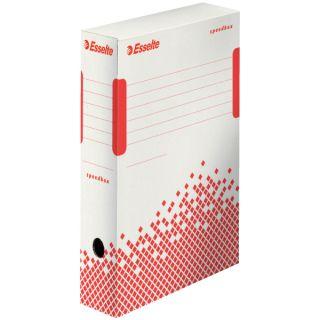 Pudełko archiwizacyjne Esselte Speedbox A4 grzbiet 80mm