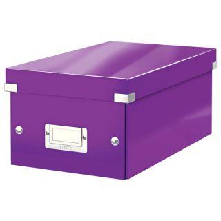 Pudełko do przechowywania DVD, Leitz C&S WOW