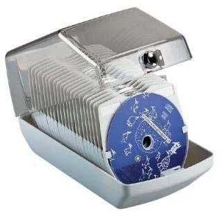 Pudełko na 40 CD/DVD Esselte
