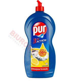 Pur 3xAction, płyn do mycia naczyń
