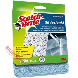 Ścierka z mikrofibry Scotch Brite, 1 sztuka