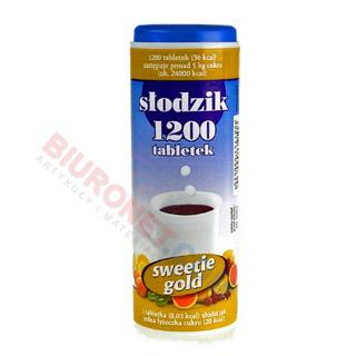 Słodzik Sweete Gold, 1200 tabletek.
