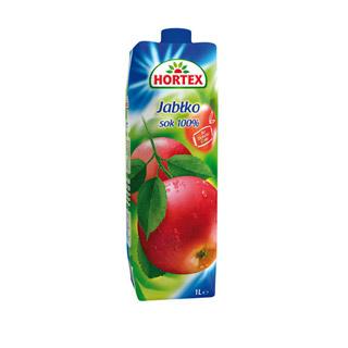 Sok 100% Hortex, sok w kartonie 1L