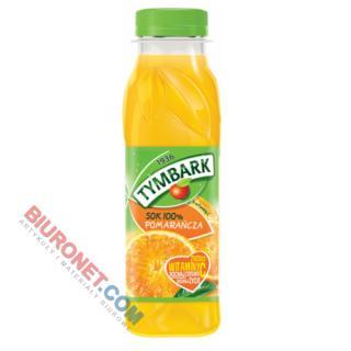 Sok owocowy Tymbark, w plastikowej butelce [0,3L x 12 sztuk]