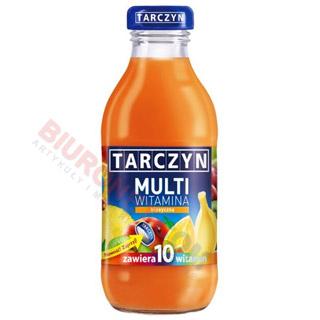 Sok Tarczyn, w szklanej butelce [0,3L x 15 sztuk]