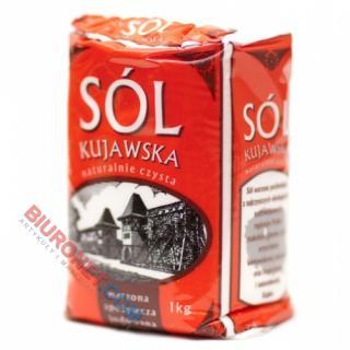 Sól jodowana, spożywcza