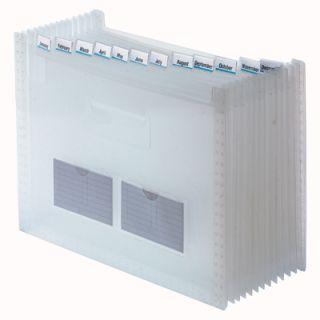 System harmonijkowy Pentel DCD Recycology, wolnostojące archiwum / kartoteka