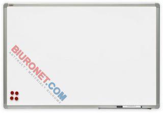 Tablica suchościeralna 2X3 Boards Company, lakierowana, magnetyczna w aluminiowej ramie 100 x 200 cm
