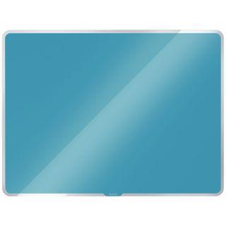 Tablica szklana Leitz Cosy 40x60 cm, magnetyczna morski niebieski