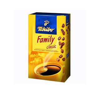 Tchibo Family, kawa mielona