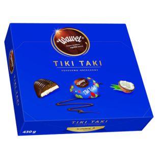 Tiki Taki Wawel, czekoladki z nadzieniem