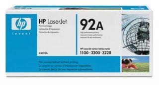 Toner HP LaserJet C4092A czarny.