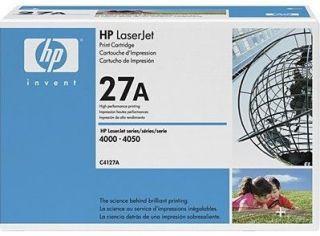Toner HP LaserJet C4127A czarny.