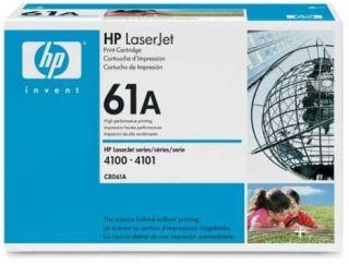Toner HP LaserJet C8061A czarny.