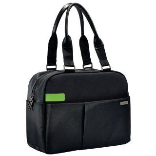 Torba na laptop Leitz Complete Smart Traveller, czarna, na ramię