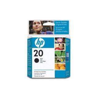 Tusz do drukarek atramentowych HP nr 20. (czarny)