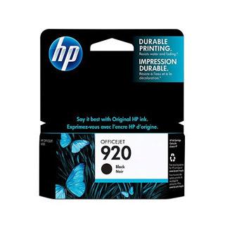 Tusz do drukarek atramentowych HP nr 920.