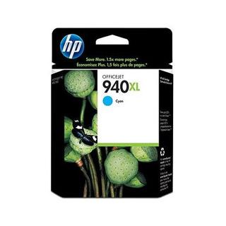 Tusz do drukarek atramentowych HP nr 940XL.