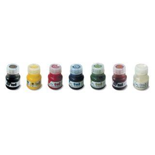 Tusze kreślarskie kolorowe KOH-I-NOOR