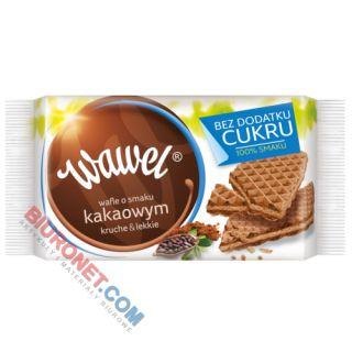 Wafle o smaku kakaowym Wawel, bez cukru, z kremem 110g