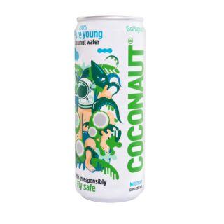 Woda kokosowa Coconaut Pure Young Coconut Water, w puszce, niegazowana 320 ml